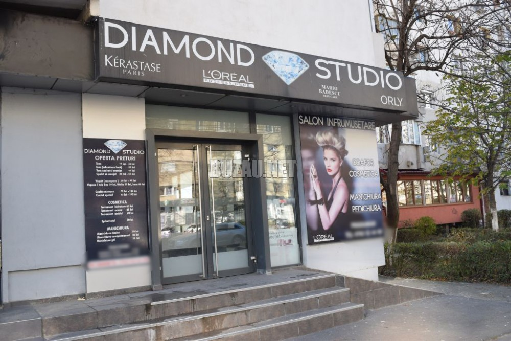 Diamond Studio Unirii Nord Buzau Frumusete Saloane De