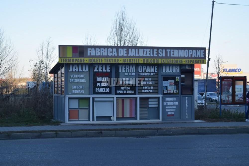 FABRICA DE JALUZELE BUZAU Buzau   MAGAZINE SI DISTRIBUITORI